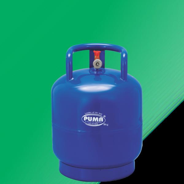 Puma Gas Cylinder 6Kg