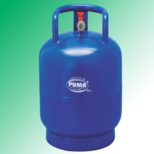 Puma Gas Cylinder 8Kg