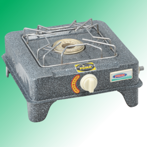 Puma One Piece Body Single heavy Burner Gas Stove Avalible in Sui Gas & Cylinder Gas
