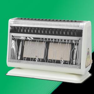 Puma Double Delux(2-White Plates auto Spark) Heater