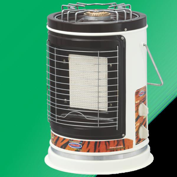 Puma Round Galaxy (Heater & Stove)
