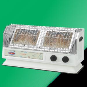 Puma Double Fancy Plate Heater