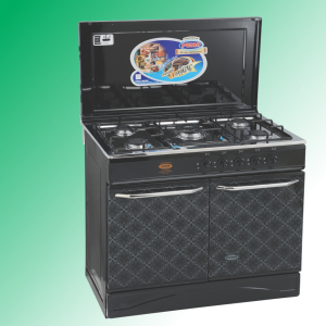 Puma Cooking Range Single Door 5 Burner Dolly Type