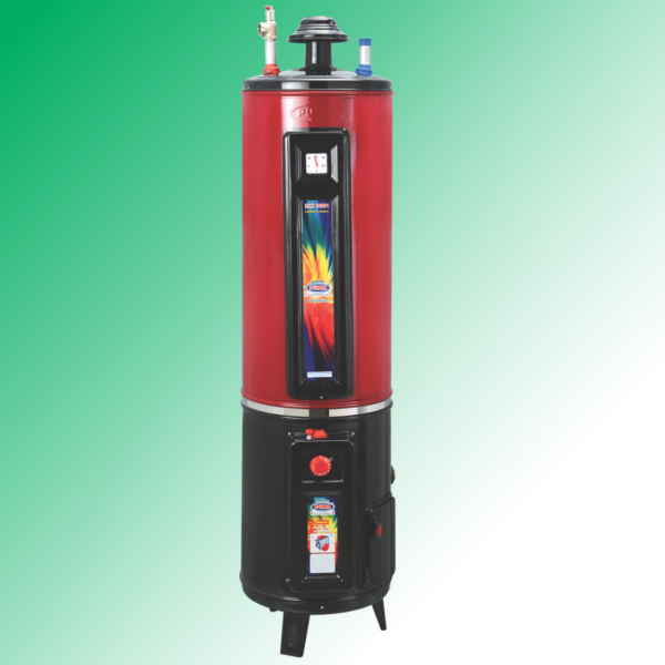 puma Electric Gas Gyser 35 Gallon