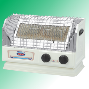 Puma Single Plate Fancy Double Cock Heater