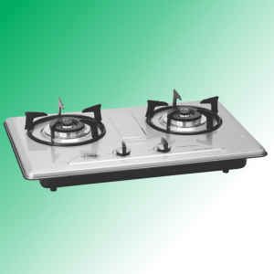 Puma Kitchen Hob 2 Burner Autometic Marble Whole Size(67x41cm)