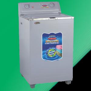 Puma Washing Machine Matalic Body